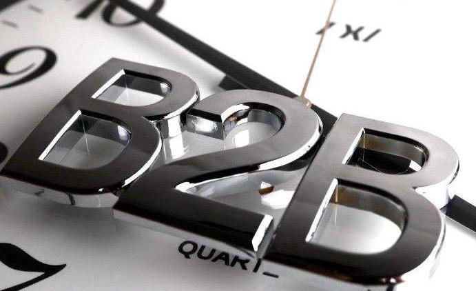 从四个角度看快消品B2B
