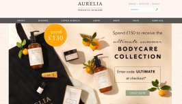 香港健合集团收购英国护肤品牌Aurelia