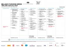"""米兰时装周将举办""""与中国同在""""活动、9位中国设计师通过不同方式参加"""