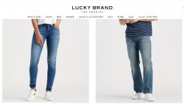 两大牛仔品牌 Lucky Brand 和 G-Star 美国分公司相继申请破产保护