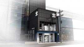 adidas Originals 全球首家旗舰店在东京新宿开张