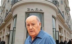 """时尚圈周报 Zara老板重回亿万富豪榜前十,亚马逊推出线上奢侈品牌""""店中店""""Luxury Stores"""