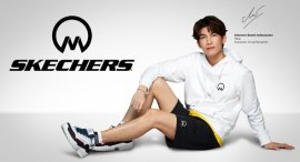 "SKECHERS X Mew 推出""月色系列"" ——以月光为名传递爱你之意"