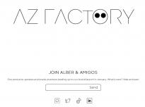 一个数字化奢侈品品牌?Alber Elbaz 与历峰集团合作打造的新品牌 AZ Factory 将于明年1月正式启动